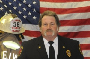 Assistant Chief Jeff Wildes