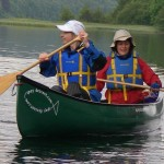 Ladies-Canoe-Loch-Insh-River-Spey